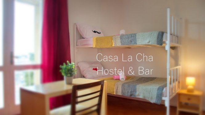 Hostel Casa La Cha 02