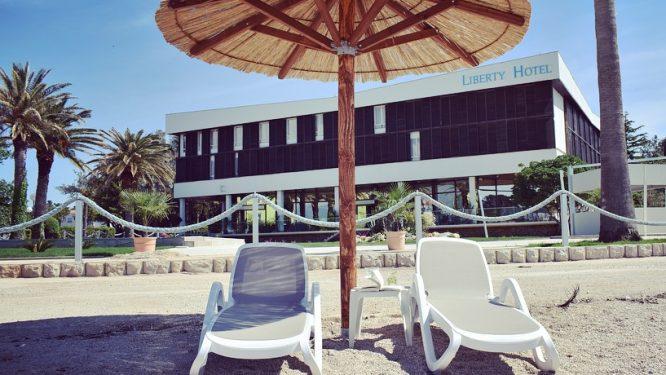 Liberty beach hotel