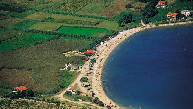Plaža Caska 01