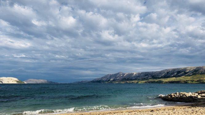 Plaža Veli Žal, photo Adriana Zubović