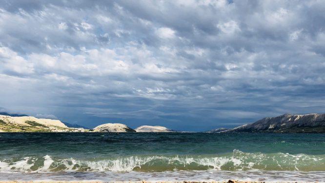 Plaža Veli žal. photo Adriana Zubović