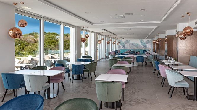 Hotel In Excelsis - A'Mare Restaurant (2)