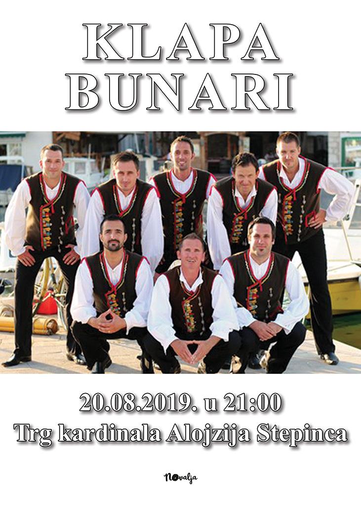 Klapa Bunari