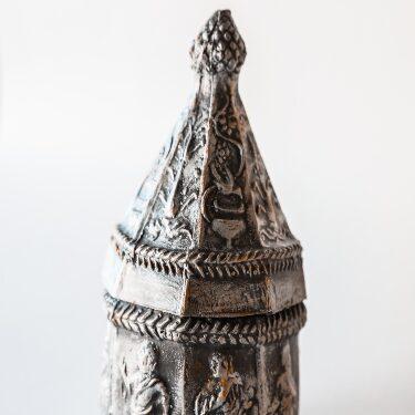 1.fotka- Replika novaljskog relikvijaras